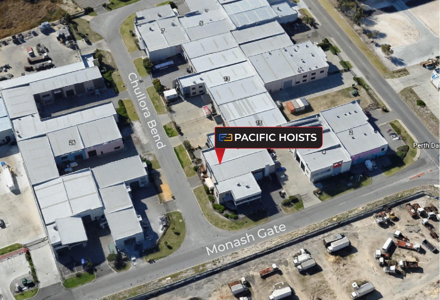 Pacific Hoists WA Relocation