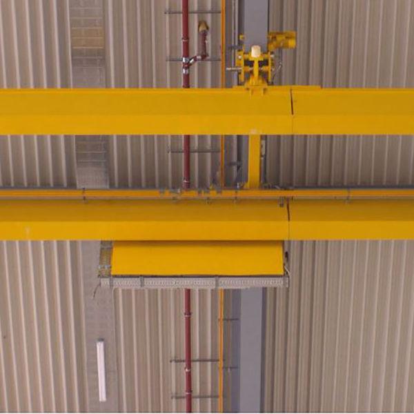 Airport Hangar Crane
