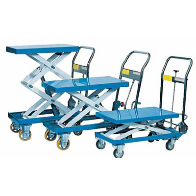 PACIFIC LIFTER TROLLEY PH 500
