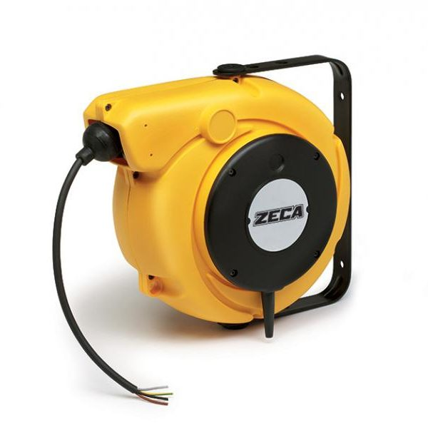 ZECA CABLE REEL 5821XF 10 AMP5.5 MTS 4 X 2.5MM CABLE