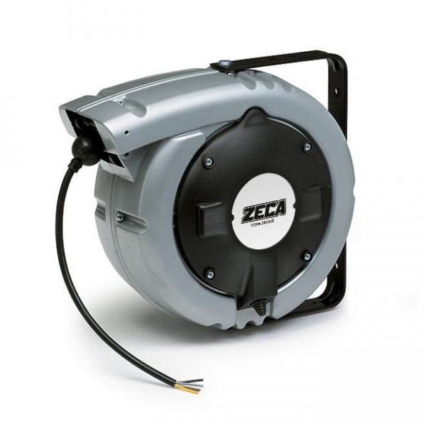 ZECA CABLE REEL 6179 PRC 10AMP15MTS 4 X 2.5MM CABLE