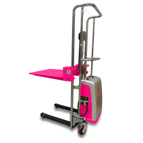 Challenger Electric Stacker400kg 1700mmEPS0417