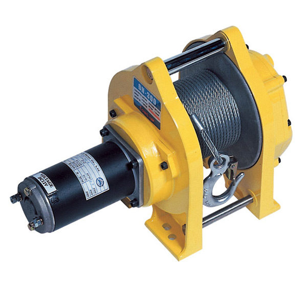PACIFIC 12 VOLT WINCH DV-6S