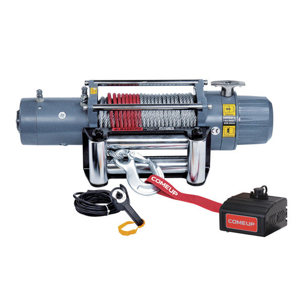 PACIFIC 24 VOLT WINCH DV4500i