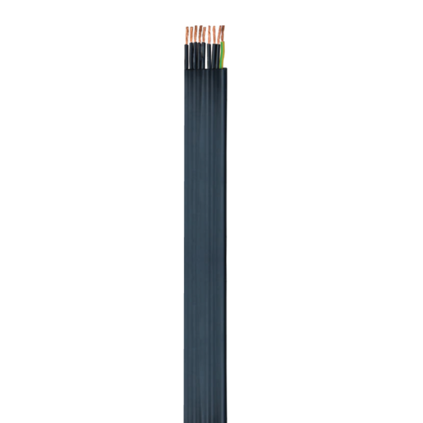 GR Flat Cable   4 Core x 6mm