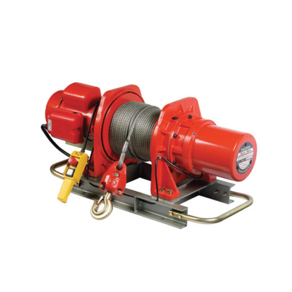 PACIFIC ELECTRIC WINCH 300kg 24v LV CONTROL 240v CWG10077