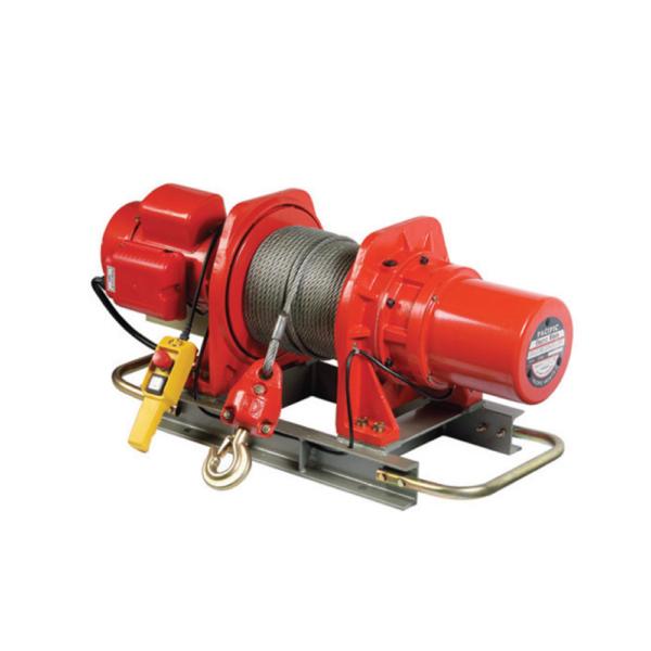 PACIFIC ELECTRIC WINCH 900kg 24v LV CONTROL 415v CWG30375