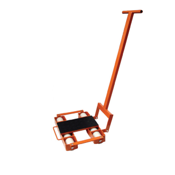 PACIFIC LOAD ROLLER 6T SWIVELWITH HANDLE