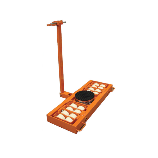PACIFIC LOAD ROLLER 24T SWIVEL WITH HANDLE